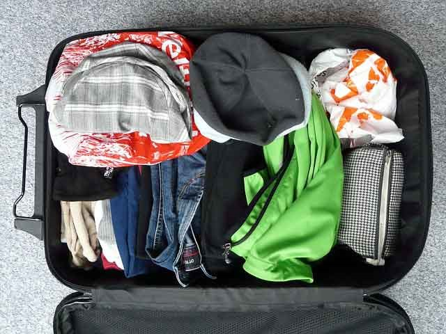 Packing for Extended Trips: Lists for the Just-in-Case Traveler