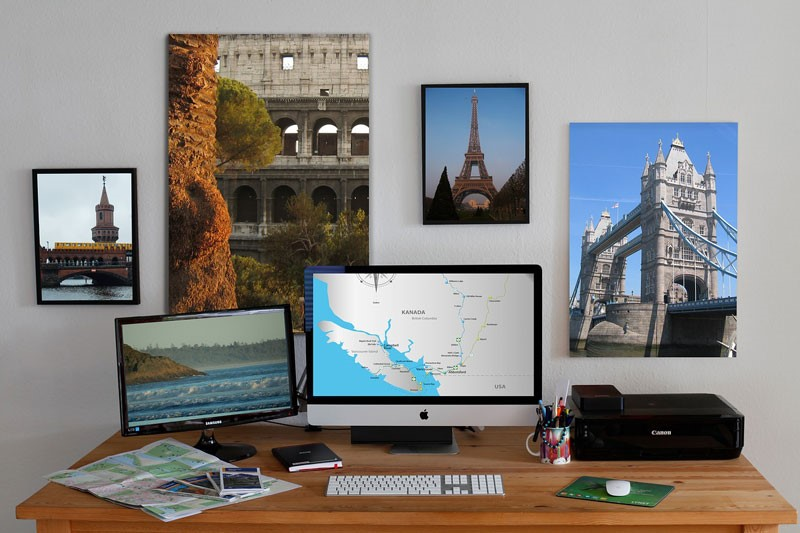 Best Ways to Save Vacation Photos